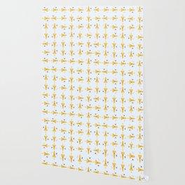 Spaceships pattern Wallpaper