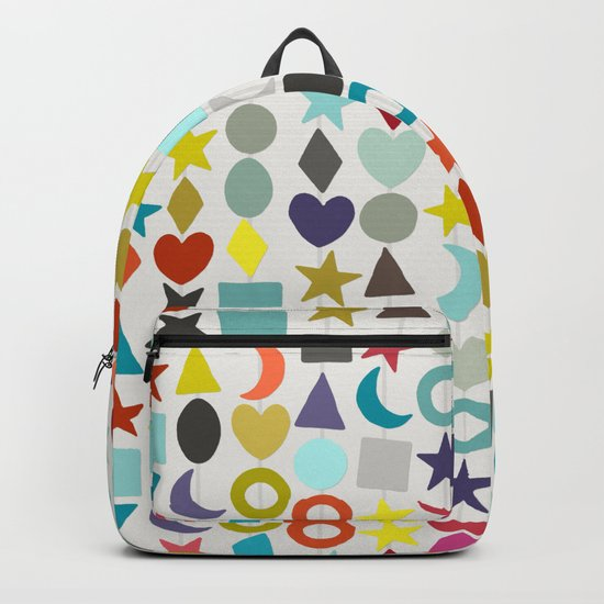 geo garland Backpack