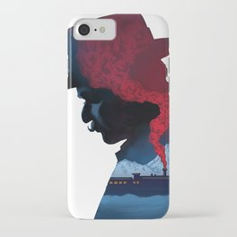 Murder on the Orient Express iPhone Case