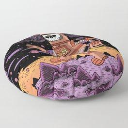 Orbit Floor Pillow