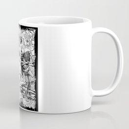 Death Killing a Soldier, Danse Macabre Coffee Mug