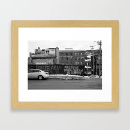 0005 Framed Art Print