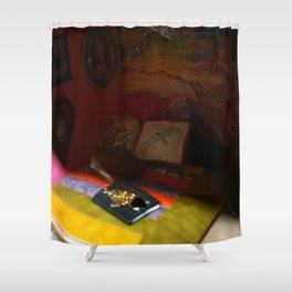 Sweet Dreams Fairy Shower Curtain