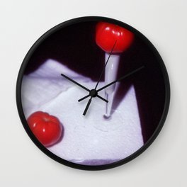 The Religion Of California Wall Clock