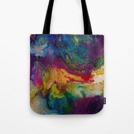 modern marble m Tote Bag