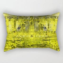 Hyperviolence Rectangular Pillow
