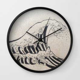 What's in a Wave? Wall Clock