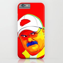 Big Red Andy Reid iPhone Case