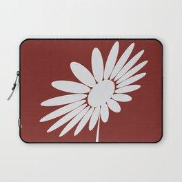 Cute Abstract Daisy Garden Star Laptop Sleeve