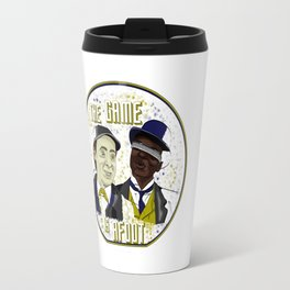 The Game is Afoot Travel Mug