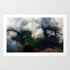 Green Energy Art Print
