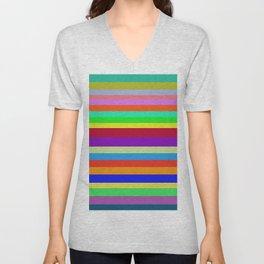 Colors, Colors, Colors Unisex V-Neck
