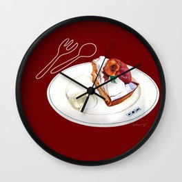 Temptation II Wall Clock