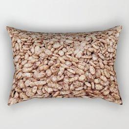 cereal texture Rectangular Pillow