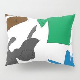 He Loves Fashion (Jeremiah) Pillow Sham