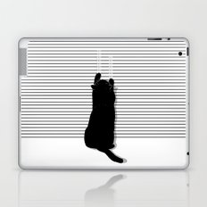 Cat Scratch Laptop & iPad Skin
