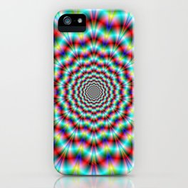 Spider's on Acid iPhone Case