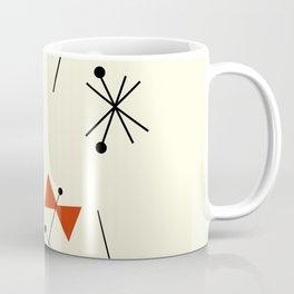 Mid Century 21 Coffee Mug