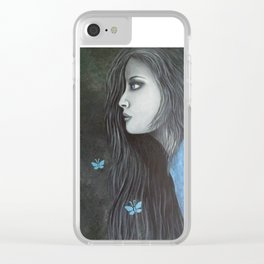 Whispers of the Heart Clear iPhone Case