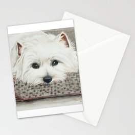 West Highland Terrier Stationery Cards