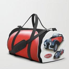 1937 Bugatti Cabriolet Duffle Bag