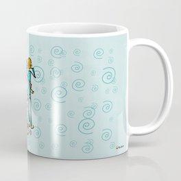 Broken Lovers Coffee Mug