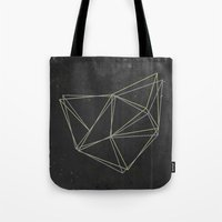 geo Tote Bags featuring Geo by Last Call
