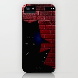 AGENT X. iPhone Case