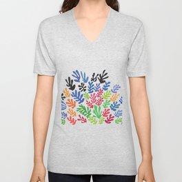 La Gerbe by Matisse Unisex V-Neck