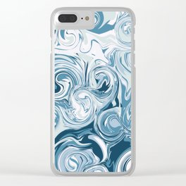 357 CY Clear iPhone Case