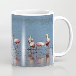 The Ethos of Ding Darling Wildlife Refuge Coffee Mug