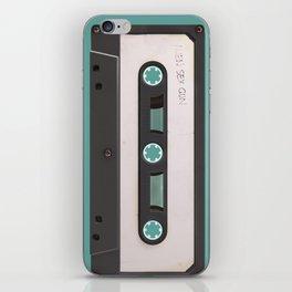 Long Play iPhone Skin