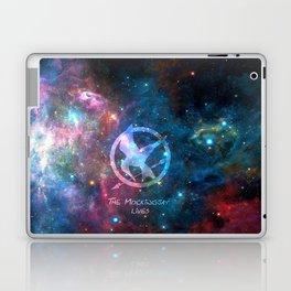 mockingjay galaxy Laptop & iPad Skin