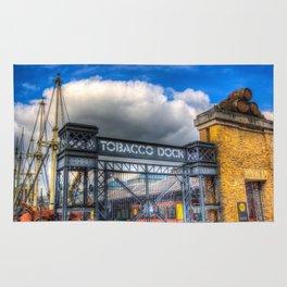 Tobbaco Dock London Rug