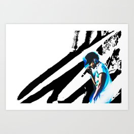Chance 1 Art Print