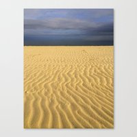 sand Canvas Prints featuring Sand by MyLove4Art