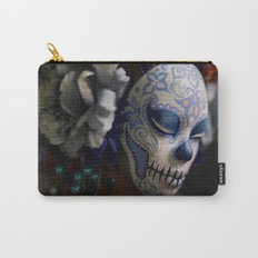 Berry Harvest Muertita Detail Carry-All Pouch