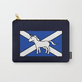 Unicorn, Scotland's National Animal Carry-All Pouch