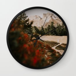 Mont Thabor/// Grand Séru Wall Clock