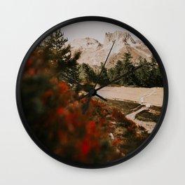 Mont Thabor/// Grand Séru Wall Clock