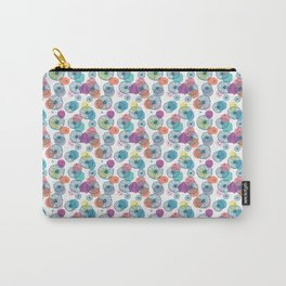 Poppin' Posies Carry-All Pouch