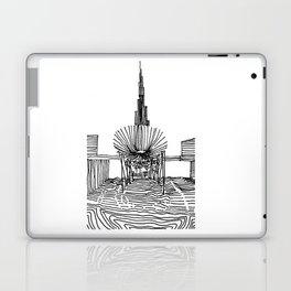 Dubai: Horro Vacui on an Urban Level Laptop & iPad Skin