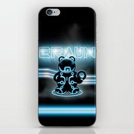 BRAUN - The Bearginning iPhone Skin