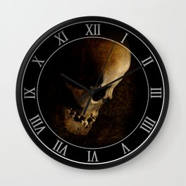 When you nightmares come Wall Clock