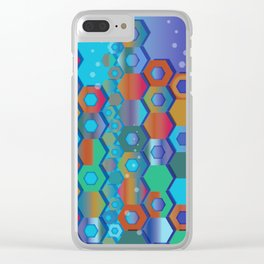 REEF 21 Clear iPhone Case