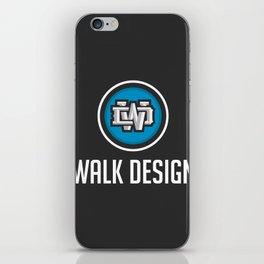WD Print iPhone Skin