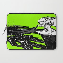 FUCK YOU JACKIE Laptop Sleeve