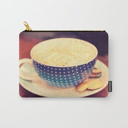 A Cup of Coffee Carry-All Pouch