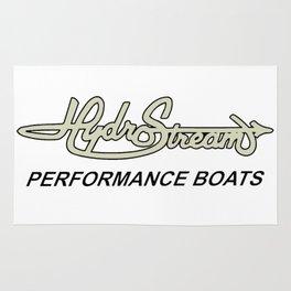 Hydrostream Boats Rug