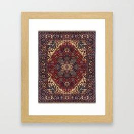 Oriental Rug  Framed Art Print